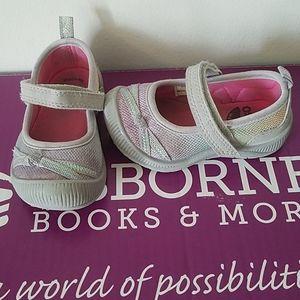 Oshkosh B'gosh athletic Mary Jane shoes